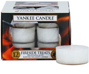 Yankee Candle Fireside Treats vela do chá 12 x 9,8 g