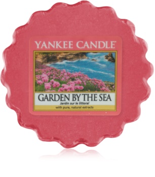 Yankee Candle Garden by the Sea cera derretida aromatizante