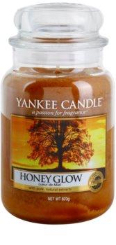 Yankee Candle Honey Glow świeczka zapachowa  623 g Classic duża