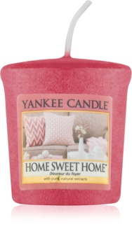 Yankee Candle Home Sweet Home bougie votive