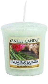 Yankee Candle Lemongrass & Ginger vela votiva
