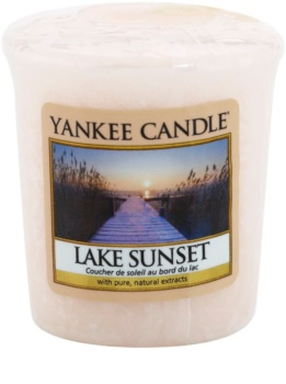 Yankee Candle Lake Sunset