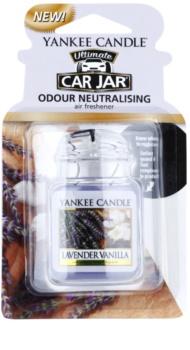 Yankee Candle Lavender Vanilla ambientador auto   suspenso