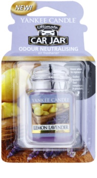 Yankee Candle Lemon Lavender odświeżacz do samochodu wiszące