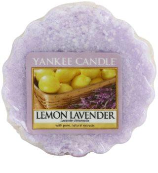 Yankee Candle Lemon Lavender cera para lámparas aromáticas