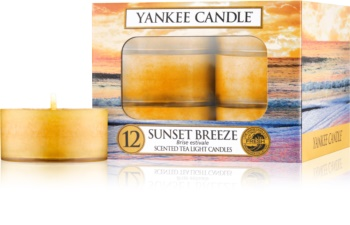 Yankee Candle Sunset Breeze vela do chá 12 x 9,8 g