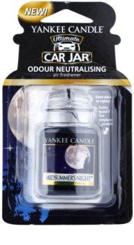 Yankee Candle Midsummer´s Night aроматизатор за автомобил закачащ се