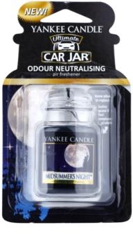 Yankee Candle Midsummer´s Night luftfrisker til bil hængende