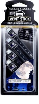 Yankee Candle Midsummer´s Night ambientador de coche para ventilación