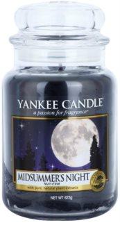 Yankee Candle Midsummer´s Night vela perfumada  Classic grande