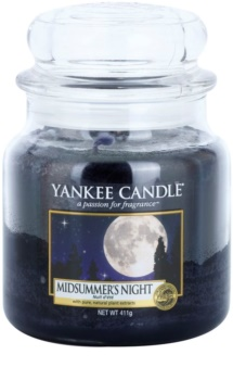 Yankee Candle Midsummer´s Night scented candle Classic Medium