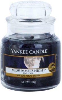Yankee Candle Midsummer´s Night doftljus Klassisk Mini