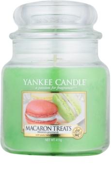 Yankee Candle Macaron Treats mirisna svijeća Classic srednja