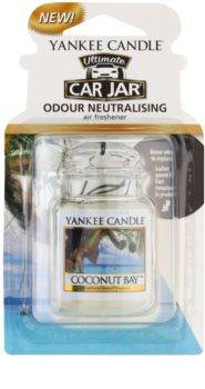 Yankee Candle Coconut Bay ambientador de coche para ventilación   de suspensión