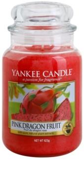 Yankee Candle Pink Dragon Fruit świeczka zapachowa  623 g Classic duża