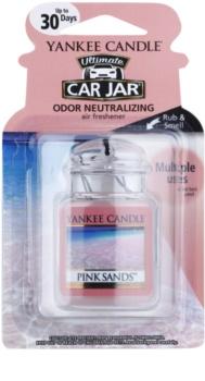 Yankee Candle Pink Sands odświeżacz do samochodu wiszące