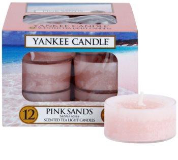 Yankee Candle Pink Sands vela de té