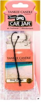 Yankee Candle Pink Sands hængende luftfrisker til bilen