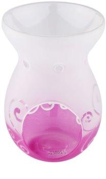 Yankee Candle Purple Scroll lâmpadas aromáticas de vidro