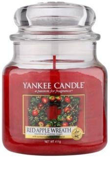 Yankee Candle Red Apple Wreath duftkerze  Classic medium