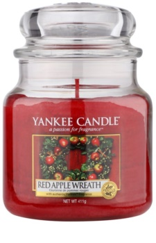 Yankee Candle Red Apple Wreath Duftkerze