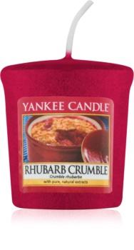 Yankee Candle Rhubarb Crumble vela votiva 49 g