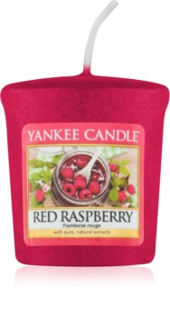 Yankee Candle Red Raspberry votive candle