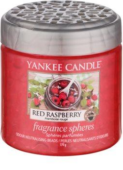 Yankee Candle Red Raspberry dišeči biseri