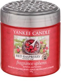 Yankee Candle Red Raspberry mărgele parfumate