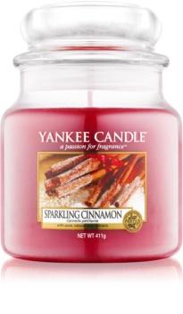 Yankee Candle Sparkling Cinnamon Tuoksukynttilä