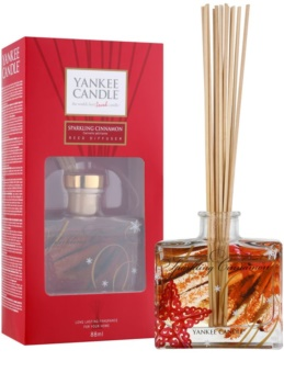 Yankee Candle Sparkling Cinnamon difusor de aromas con esencia Signature