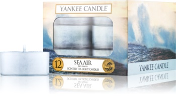 Yankee Candle Sea Air vela do chá