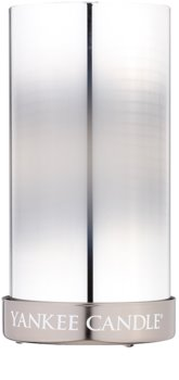 Yankee Candle Silver Mirror Portavelas de vidrio