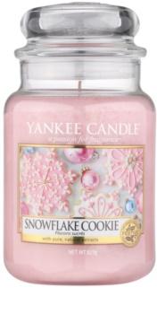 Yankee Candle Snowflake Cookie Duftkerze