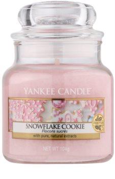 Yankee Candle Snowflake Cookie vela perfumada