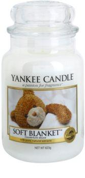 Yankee Candle Soft Blanket świeczka zapachowa  Classic duża