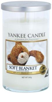 Yankee Candle Soft Blanket vela perfumada  340 g Décor Medium