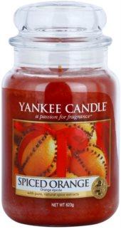 Yankee Candle Spiced Orange candela profumata Classic grande
