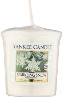 Yankee Candle Sparkling Snow vela votiva
