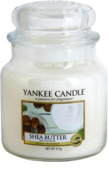 Yankee Candle Shea Butter vela perfumada Classic médio