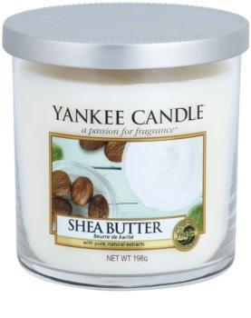 Yankee Candle Shea Butter vela perfumado 198 g Décor pequena
