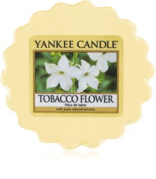 Yankee Candle Tobacco Flower tartelette en cire