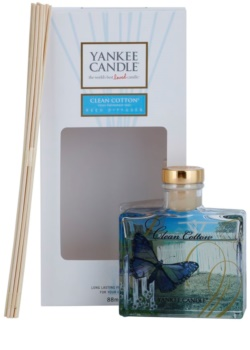Yankee Candle Clean Cotton aroma difuzor s polnilom Signature
