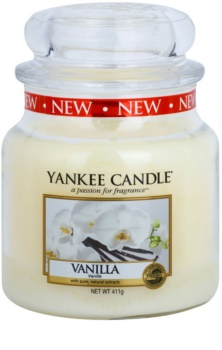Yankee Candle Vanilla duftkerze  Classic medium