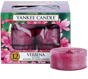 Yankee Candle Verbena vela de té 12 x 9,8 g