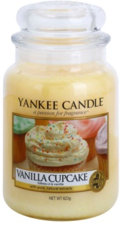 Yankee Candle Vanilla Cupcake Tuoksukynttilä