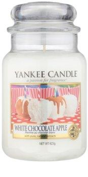 Yankee Candle White Chocolate Apple świeczka zapachowa  623 g Classic duża