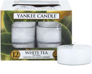 Yankee Candle White Tea vela de té 12 x 9,8 g