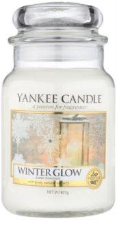 Yankee Candle Winter Glow dišeča sveča  Classic velika