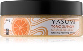Yasumi Body Care Topaz Glamour kojący peeling do ciała
